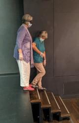 Sensibilisierung im Kleintheater